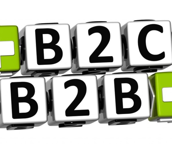 Difference between B2C and B2B content marketing