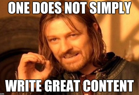 How to write great blog content for B2B content marketing