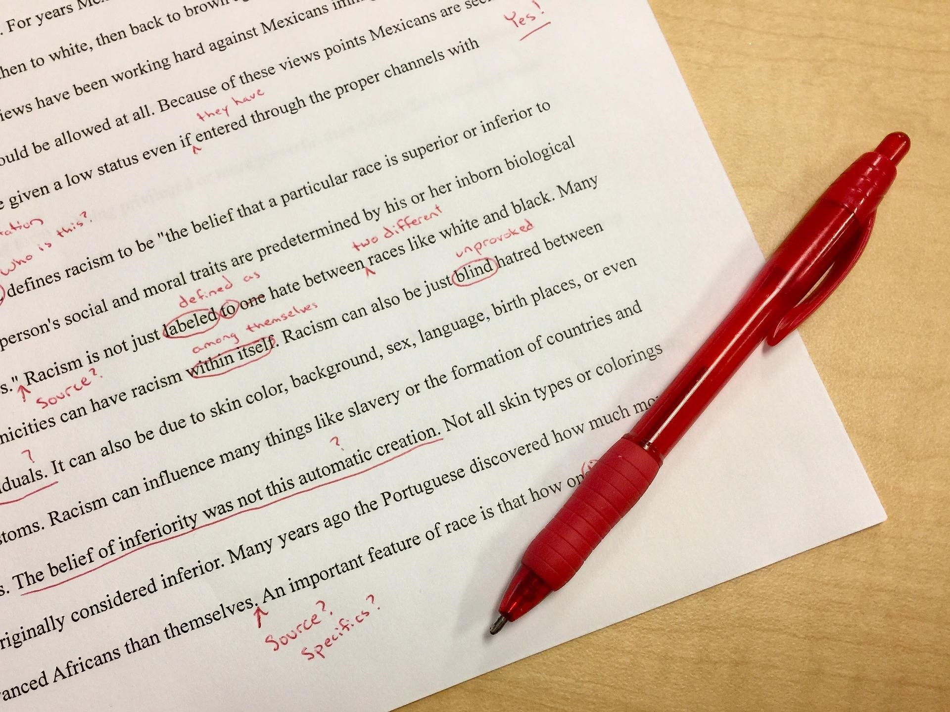 Time-saving hacks for Editing and Proofreading