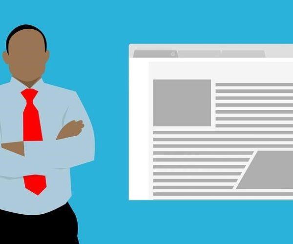 Increase web traffic through blogging