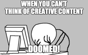 A content writing agency in Mumbai always experiences this feeling!